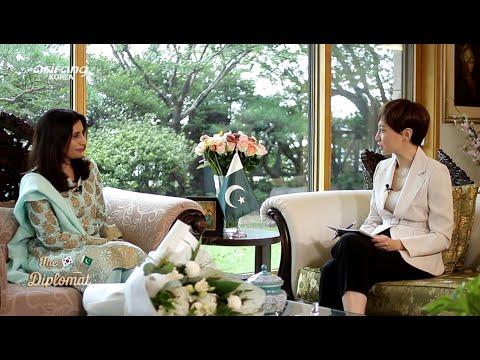 Arirang TV: The Diplomat - Ambassador Mumtaz Zahra Baloch (2020)