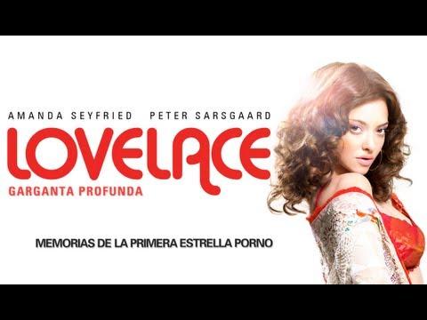 LOVELACE - Garganta Profunda - Tráiler oficial de la película.
