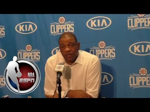 Video: LA Clippers head coach Doc Rivers had high praise for Miami Heat | NBA on ESPN