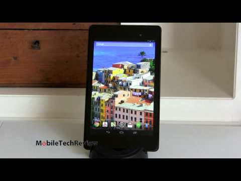 Google Nexus 7 (2013 2nd Gen) Review