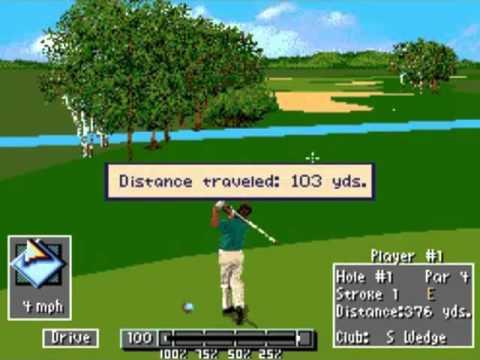 PGA Tour 96 3DO