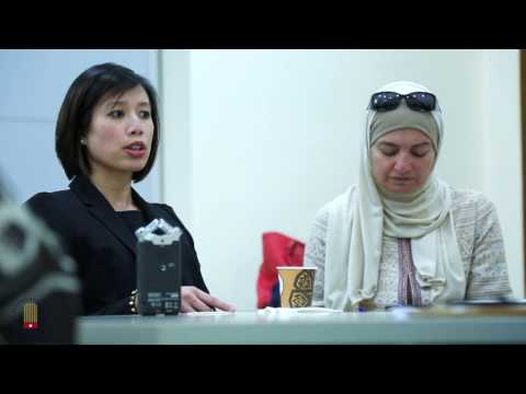 Christine Ha Visit To The Royal Academy Of Culinary Arts
