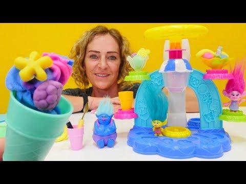 Spielspaß mit Nicole - Barbie, Arielle und die Trolls - 5 Videos am Stück