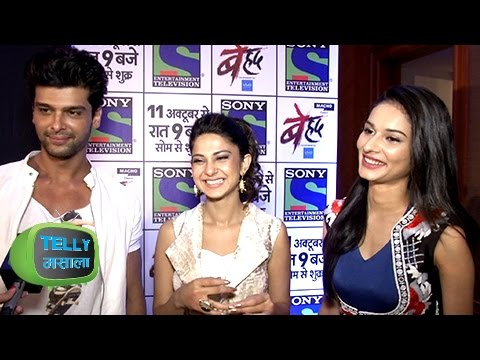 Exclusive Interview : Jennifer Winget, Kushal Tand