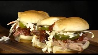 BBQ Pork Butt On The PK Grill! by Ballistic BBQ