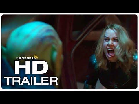 Funny movies - CAPTAIN MARVEL Screams Funny Trailer (NEW 2019) Superhero Movie HD