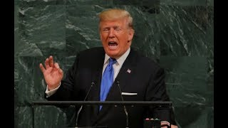 President Donald Trump SHOCKS the World at his Speech to the United Nations General Assembly 🔴