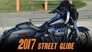 9. 2017 Harley-Davidson® FLHX - Street Glide® Black Denim