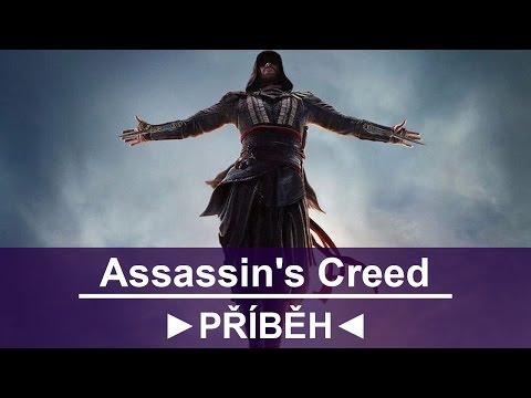 O příběhu filmu Assassin's Creed (spoilery!)