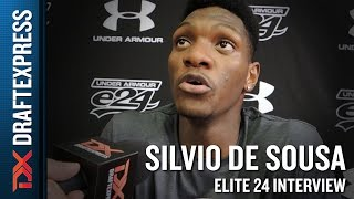Silvio de Sousa Elite 24 Interview
