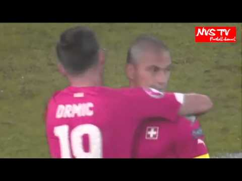 Switzerland vs San Marino 7 - 0 All Goal Highlight 2015.10.10 [EURO 2016]
