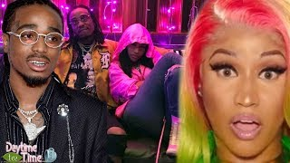 Video Nicki Minaj gets PUT ON BLAST by Quavo in his new song | Quavo is officially TEAM CARDI B. MP3, 3GP, MP4, WEBM, AVI, FLV Desember 2018