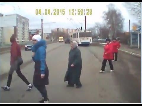 Выжившие на пешеходном переходе ч. 4