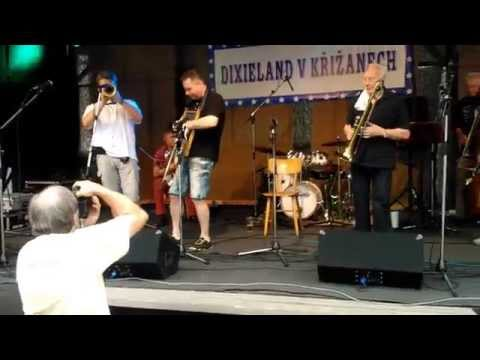 The Dixieland Messengers Praha - Křižany 2015