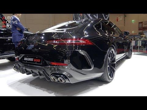 Mercedes-AMG Brabus 800 AMG GT 63 S