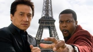 Jackie Chan & Chris Tucker Reuniting For 'Rush Hour 4'