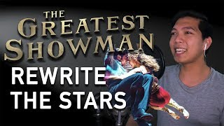 Video Rewrite The Stars (Zac Efron Part Only - Instrumental) - The Greatest Showman MP3, 3GP, MP4, WEBM, AVI, FLV Agustus 2018