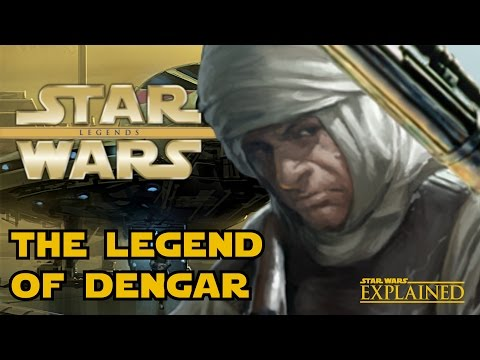 The Legends Story of Dengar - Star Wars Explained