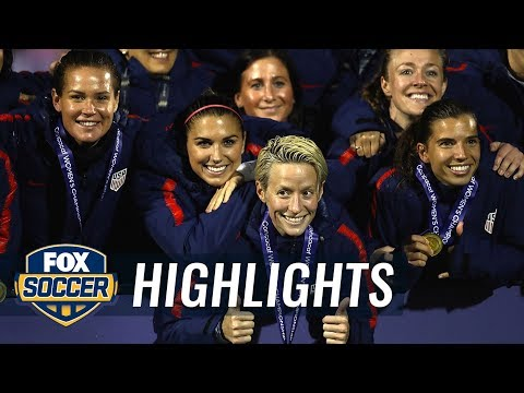 90 in 90: Canada vs. United States | 2018 CONCACAF Women's Championship