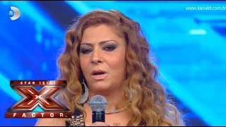 Sevda Yaman - Firuze Performansı - X Factor Star Işığı