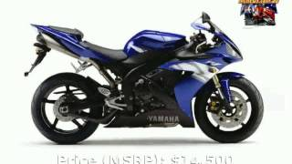 8. 2004 Yamaha YZF R1  Engine Transmission superbike Specs Details Specification Features