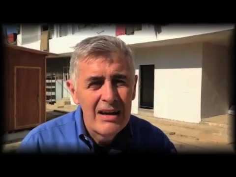 Syria crisis: Dominic MacSorley visits Lebanon