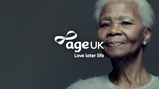 Watch Age UK's new cinema ad, encouraging everyone to embrace ageing and seize the day. The advert features a poem by...