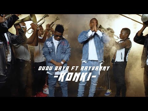 Dudu Baya X Rayvanny - KONKI (Official Music Video)