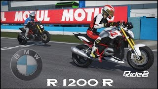 3. Ride 2 - #22 BMW R 1200 R - Turnê Mundial