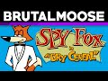 Spy Fox in Dry Cereal BRUTALMOOSE