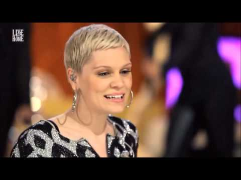 Jessie J It's My Party - Live@Home