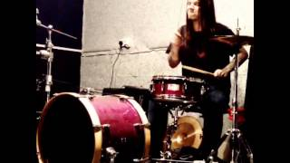Aaron Kitcher - 320bpm Double Pedals [INFANT ANNIHILATOR]