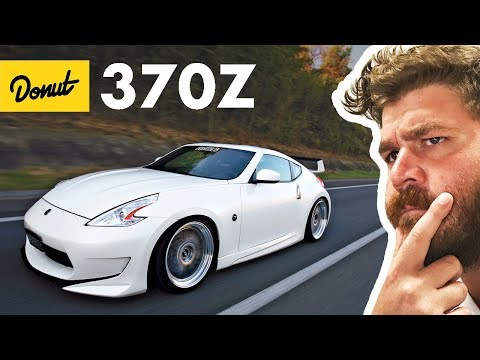 370z - Everything You Need to Know   Up To Speed