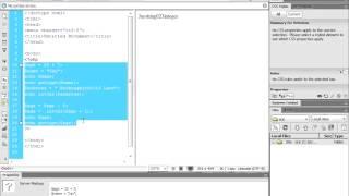 Jay Peretz   CS53 11B Advanced Dreamweaver 01232013