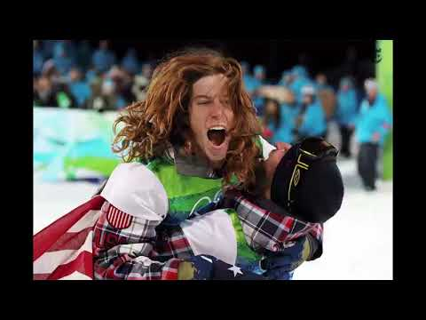 Gold Medal for Shaun White and Mountain Dews for everyone!