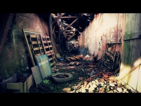 Lost Places – Alte Ziegelei in Wiesbaden (Marvin Pehr)