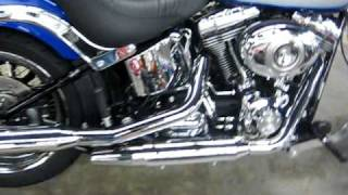 5. 2010 HARLEY-DAVIDSON FXSTC SOFTAIL CUSTOM FOR SALE. LOW MILES.