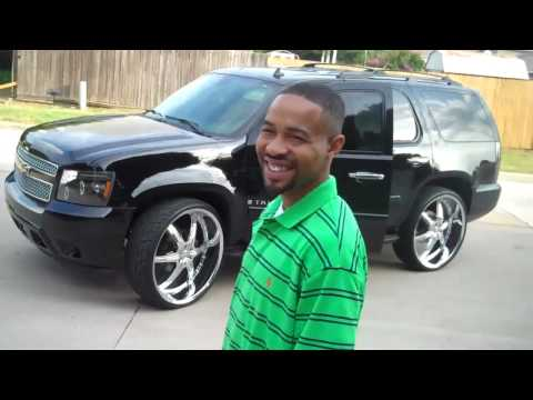 Tahoe going from 26s to 28s