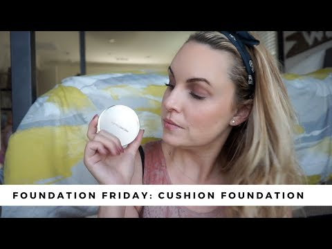 Video Best Foundation for Mature & Dry Skin || Cushion from AmorePacific - Elle Leary Artistry download in MP3, 3GP, MP4, WEBM, AVI, FLV January 2017
