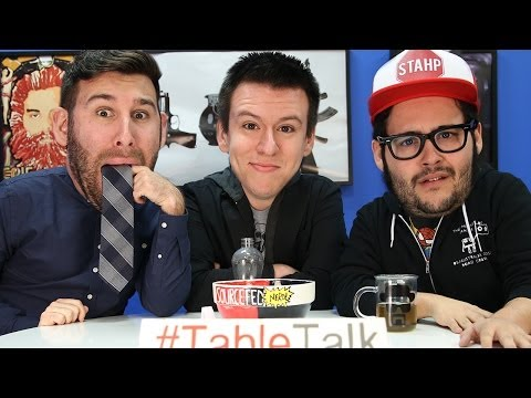 You) - Ross, Phil, and Steve talk your topics from the #TableTalk bowl. GET OUR OFFICIAL APP: http://bit.ly/aIyY0w More stories at: http://www.sourcefed.com Follow ...