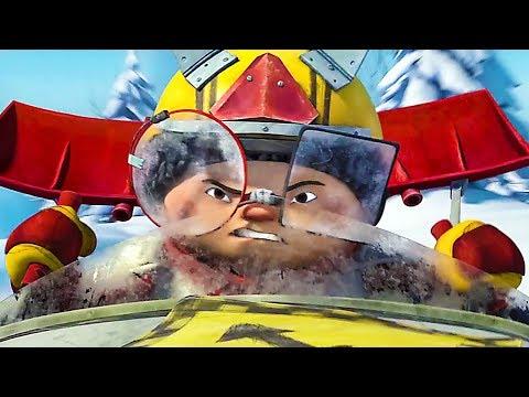 RACETIME Trailer (Animation, 2019)