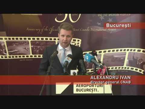 Salonul Oficial al Aeroportului Henri Coandă București a împlinit 50 de ani