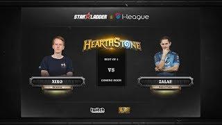 Xixo vs Zalae, game 1
