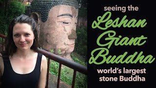 Leshan China  City pictures : Leshan, China: World's Biggest Stone Buddha! (CC)