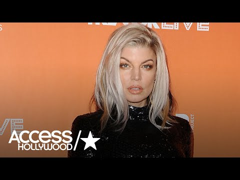 Fergie Reveals The Effects Of Her Crystal Meth Addiction: