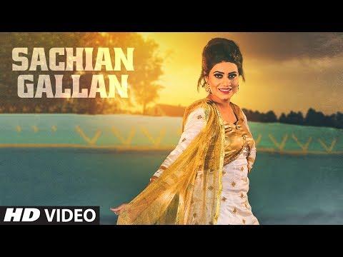 SACHIYAN GALLAN by Mannat Noor   New Punjabi Video
