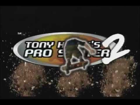Here is the game trailer for the 2000 smash hit sequel to the critically acclaimed arcade-style skateboarding game, Tony Hawks Pro Skater 2. Enjoy.It seems nobody has posted it so I did the honors and did so. its an awesome trailer and i'm digging the mu