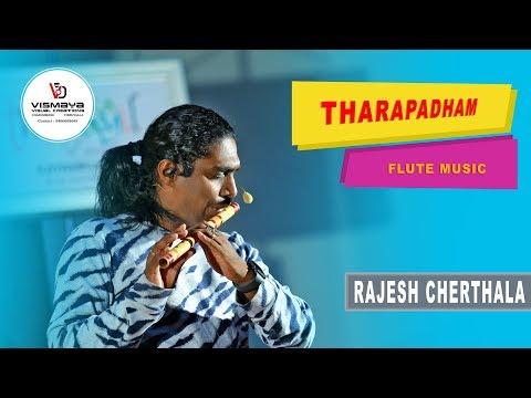 Video THARAPADHAM FLUTE MUSIC - RAJESH CHERTHALA download in MP3, 3GP, MP4, WEBM, AVI, FLV January 2017