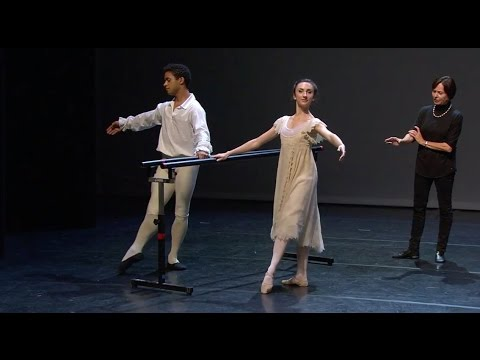 Watch: How morning ballet class has changed over the last 200 years