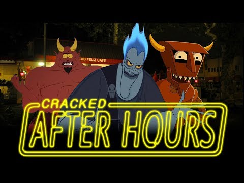 The Best Movie Hell to End Up In - After Hours